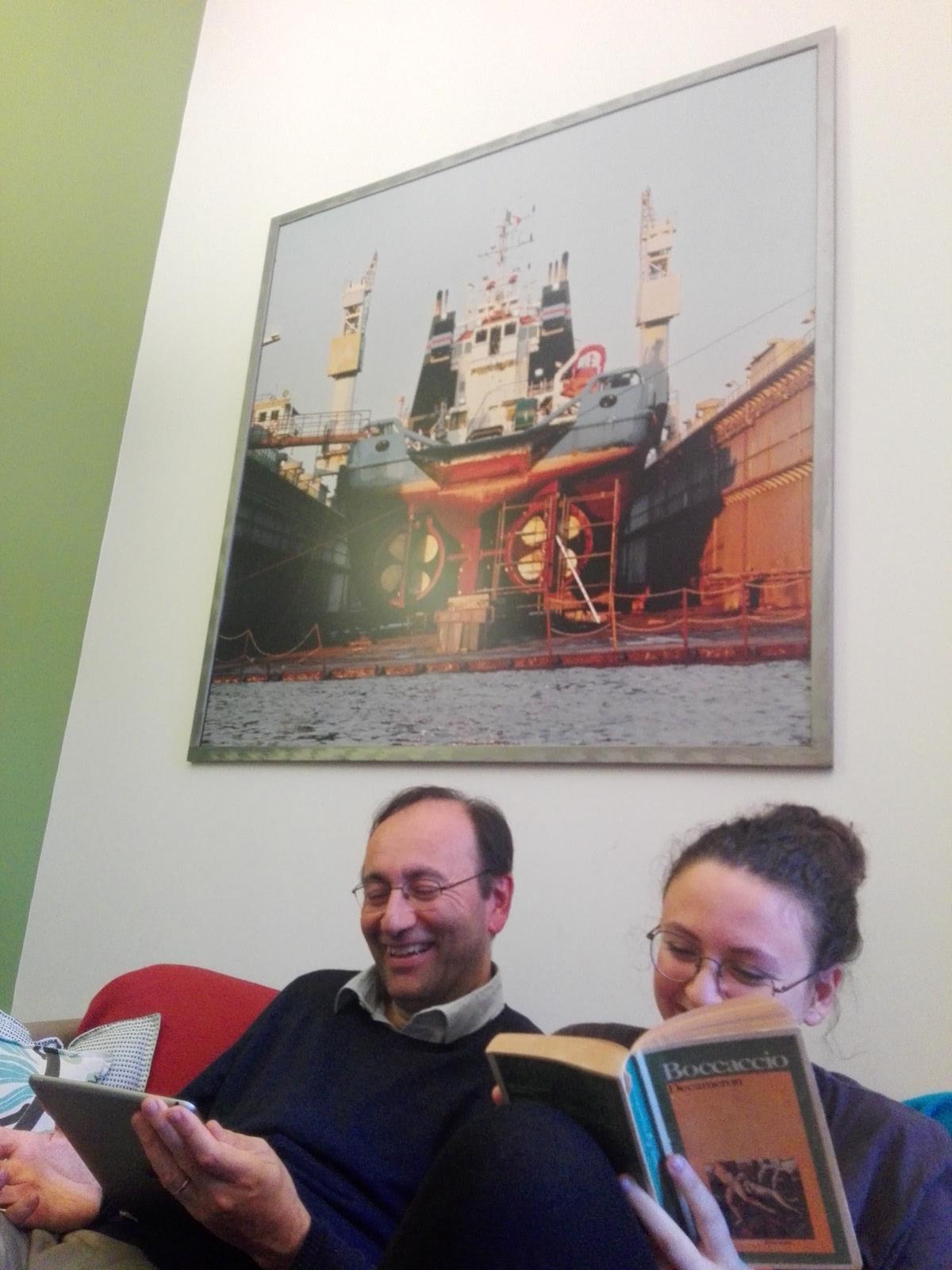 Riccardo e Giovanna Giuliano