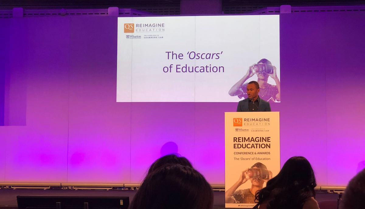 Reimagine Education Awards 2020